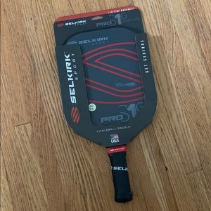 Selkirk Pro S1G Graphite Pickleball paddle 7.2oz